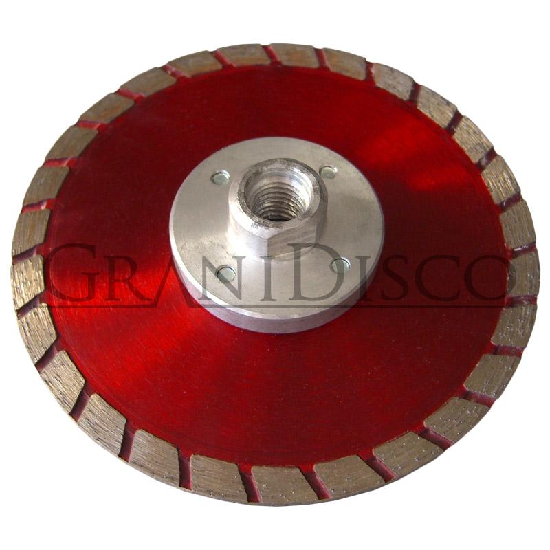 Disco diamante 125 ufo con plato for Disco de diamante