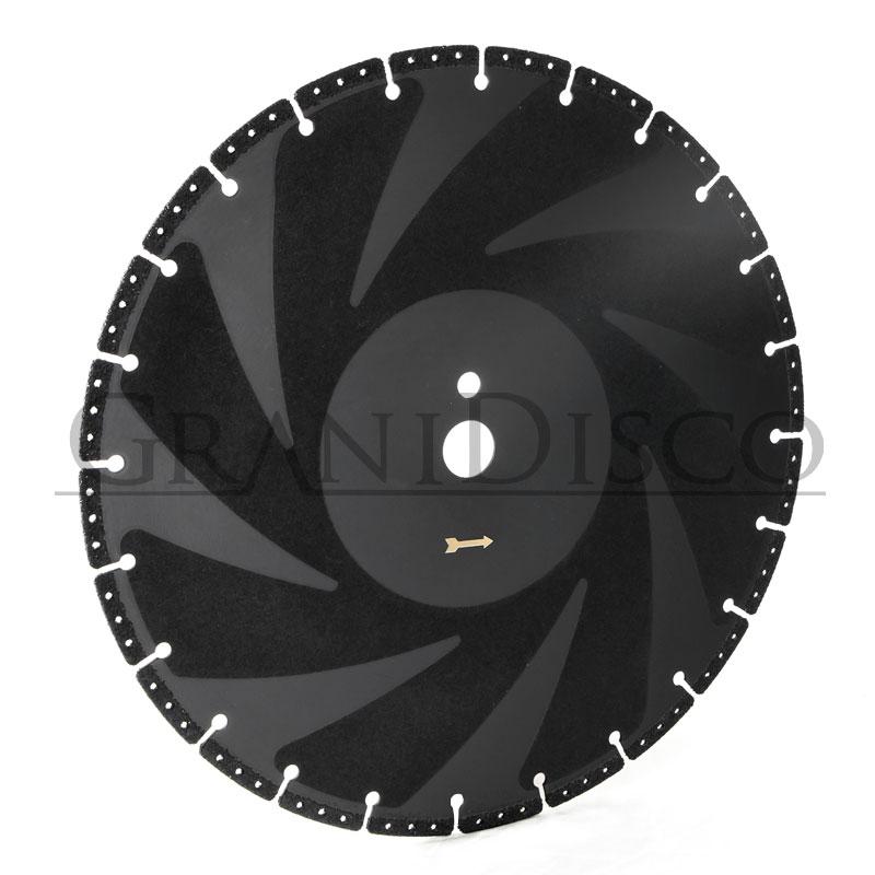 Disco de corte salvamento y rescate for Disco de diamante